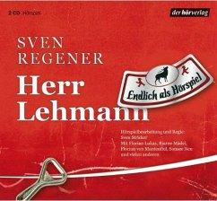 Herr Lehmann / Frank Lehmann Trilogie Bd.3 (2 Audio-CDs) - Regener, Sven