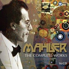 Mahler-Edit.-Sämtliche Werke (Ga) - Diverse
