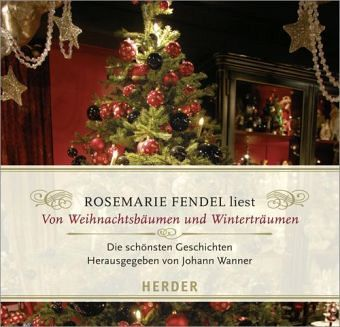 von weihnachtsb umen und wintertr umen audio cd h rb cher portofrei bei b. Black Bedroom Furniture Sets. Home Design Ideas