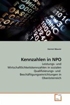 Kennzahlen in NPO - Maurer, Gernot