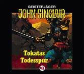 Tokatas Todesspur / Geisterjäger John Sinclair Bd.63 (1 Audio-CD)
