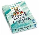 Ravensburger 27072 - Kartenspiele: Rommé, Cansta, Bridge