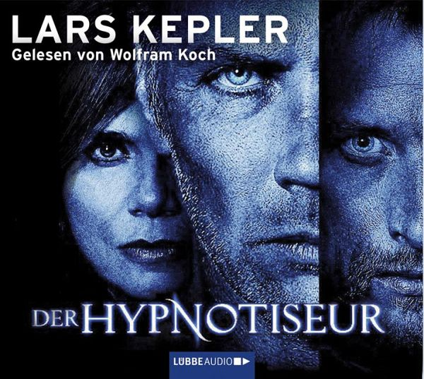 Der Hypnotiseur / Kommissar Linna Bd.1 (6 Audio-CDs) - Kepler, Lars