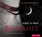 Erwählt / House of Night Bd.3 (4 Audio-CDs)