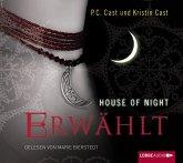 Erwählt / House of Night Bd.3 (4 Audio-CDs)
