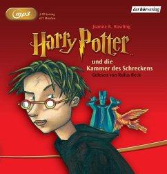 Harry Potter und die Kammer des Schreckens / Harry Potter Bd.2 (2 MP3-CDs) - Rowling, J. K.