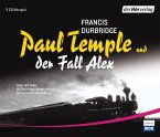 Paul Temple und der Fall Alex, 3 Audio-CDs