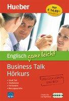Englisch ganz leicht - Business Talk Hörkurs, 4 Audio-CDs + Begleitbuch - Baddock, Barry; Vrobel, Susie; Richardson, Karen