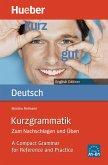 Kurzgrammatik Deutsch - Englisch