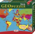 Geo Puzzle, Welt (Kinderpuzzle)