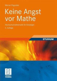 Keine Angst vor Mathe - Poguntke, Werner