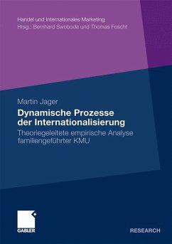 Dynamische Prozesse der Internationalisierung