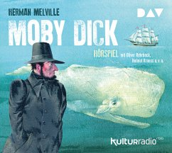 Moby Dick, 2 Audio-CDs - Melville, Herman