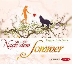Nach dem Sommer / Mercy Falls Bd.1 (6 Audio-CDs) - Stiefvater, Maggie