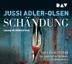 Schändung / Carl Mørck. Sonderdezernat Q Bd.2 (6 Audio-CDs)