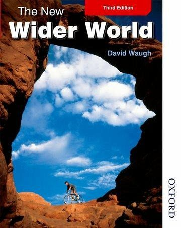 David waugh geography author