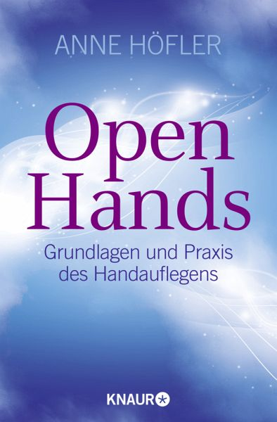 Open Hands - Höfler, Anne