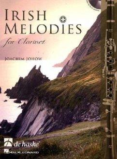 Irish Melodies for Clarinet, m. Audio-CD
