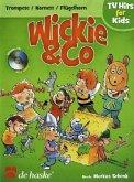 Wickie & Co - Trompete/Kornett/Flügelhorn, m. Audio-CD