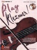 Play Klezmer!, für Violine, m. Audio-CD