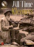 All Time Klezmers, für Violine, m. Audio-CD