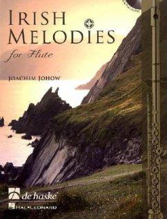 Irish Melodies for Flute, m. Audio-CD