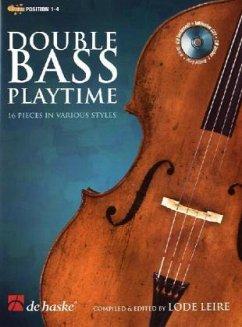 Double Bass Playtime, Kontrabass u. Klavier, m....