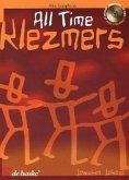 All Time Klezmers, für Altsaxophon, m. Audio-CD