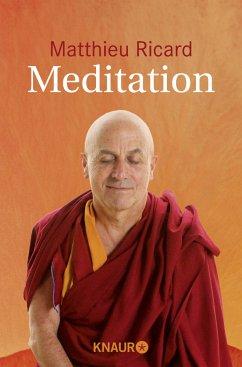 Meditation - Ricard, Matthieu