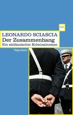 Der Zusammenhang - Sciascia, Leonardo