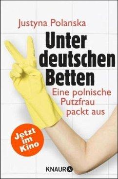 Unter deutschen Betten - Polanska, Justyna