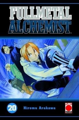 Fullmetal Alchemist 20 - Arakawa, Hiromu