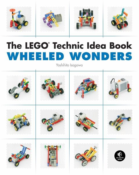 The LEGO® Technic Idea Book - Isogawa, Yoshihito