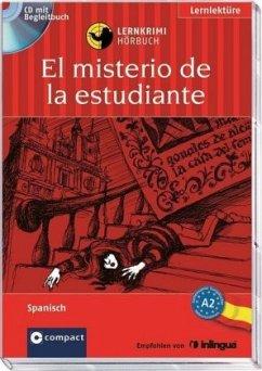 El misterio de la estudiante, 1 Audio-CD + Begleitbuch - Gijón, Mario Martin