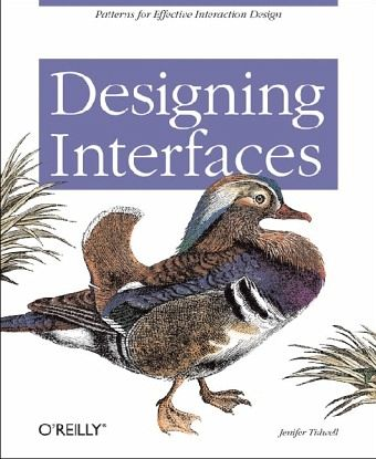 Designing Interfaces - Tidwell, Jenifer