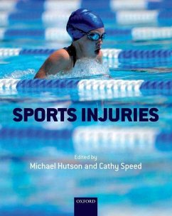 Sports Injuries - Hutson, Michael; Speed, Cathy