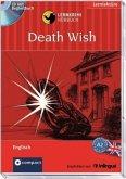 Death Wish, 1 Audio-CD + Begleitbuch