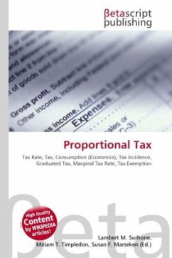 Proportional Tax
