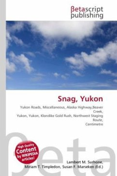 Snag, Yukon