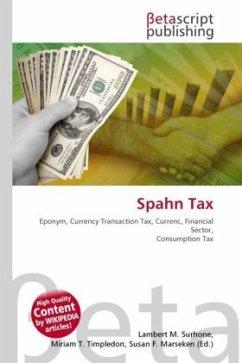 Spahn Tax