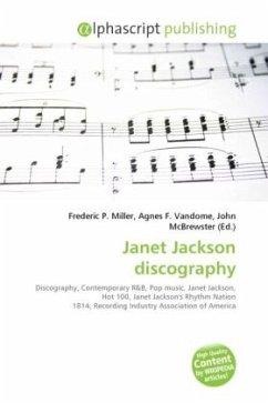 Janet Jackson discography