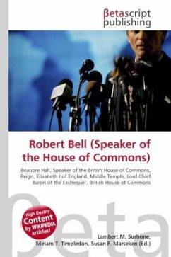 Robert Bell (Speaker of the House of Commons)