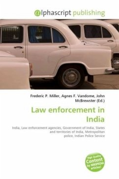 Law enforcement in India