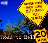 Road to hell, Audio-CD