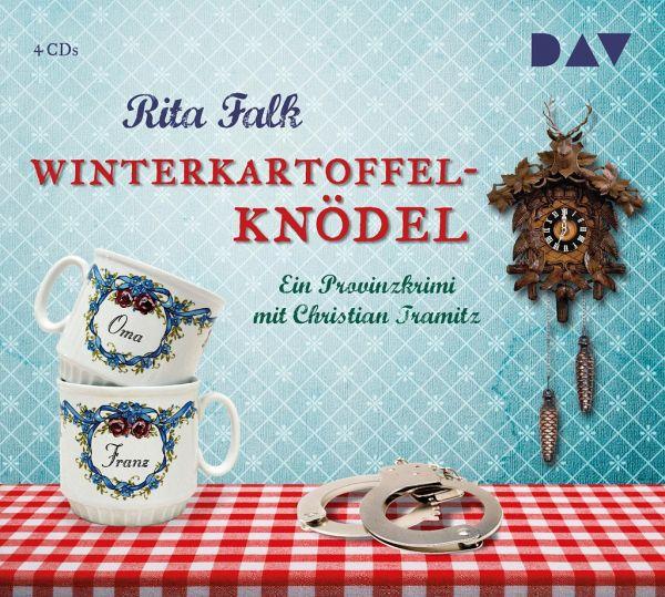 Winterkartoffelknödel / Franz Eberhofer Bd.1 (4 Audio-CDs) - Falk, Rita