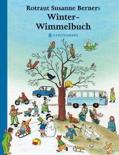 Winter-Wimmelbuch - Berner, Rotraut Susanne
