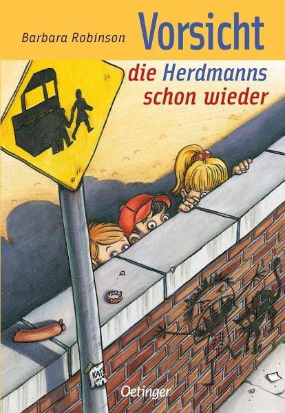Buch-Reihe Herdmanns von Barbara Robinson