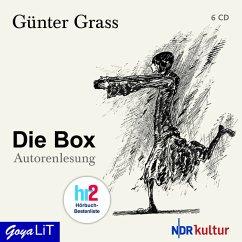 Die Box, 6 Audio-CDs - Grass, Günter