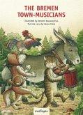 The Bremen Towns Musicians, Mini-Ausgabe\Die Bremer Stadtmusikanten, englische Ausgabe