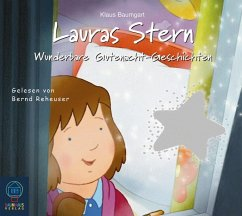 Wunderbare Gutenacht-Geschichten / Lauras Stern Gutenacht-Geschichten Bd.5 (Audio-CD) - Baumgart, Klaus; Neudert, Cornelia